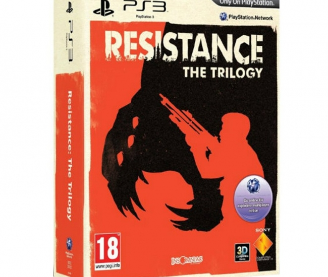 Resistance Trilogy Edition PS3