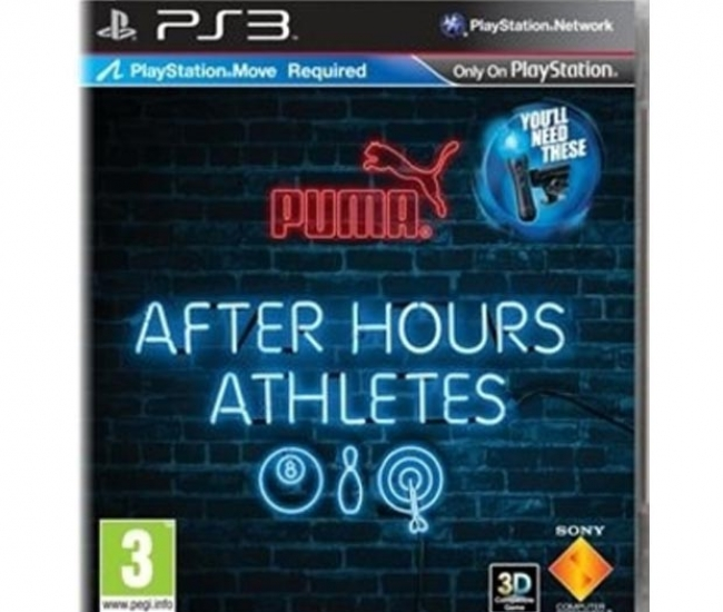 After Hours Athletes (Move Required) PS3