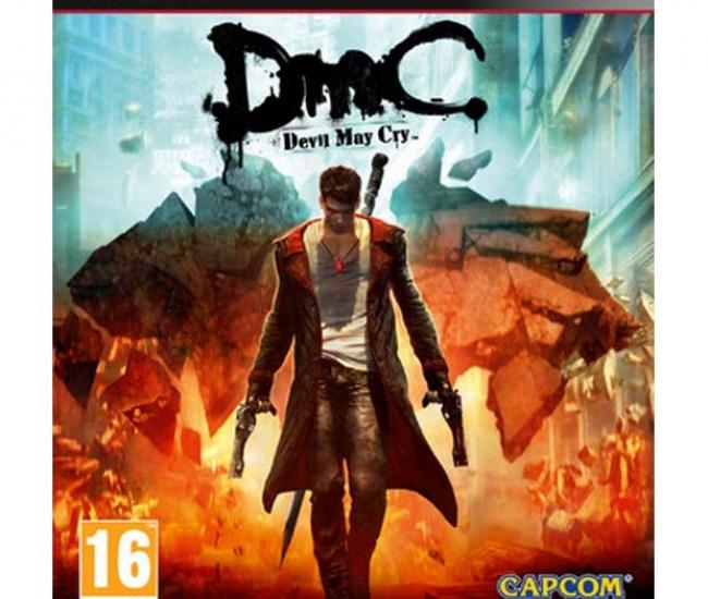 DmC: Devil May Cry PS3