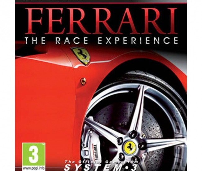 Ferrari: The Race Experience PS3