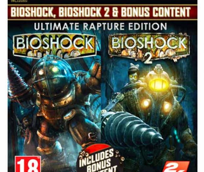 Bioshock: Ultimate Rapture Edition PS3