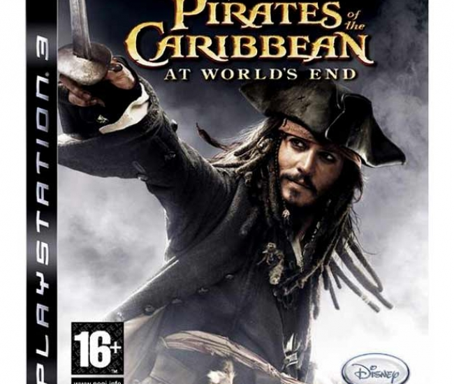 Pirates Of The Caribbean : At World End PS3