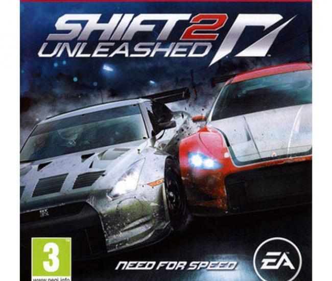 Shift 2 PS3