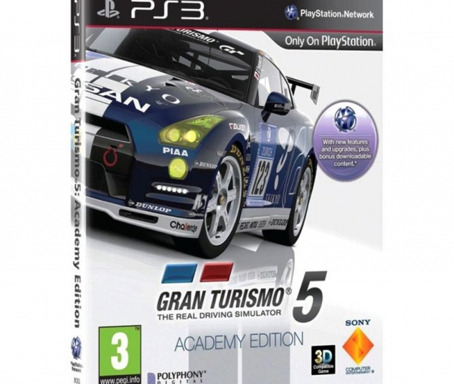 Sony Gran Turismo 5