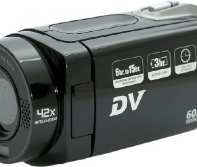 ABB High Definition H.264 DV HD Videocam-HD90 Body with 2.4