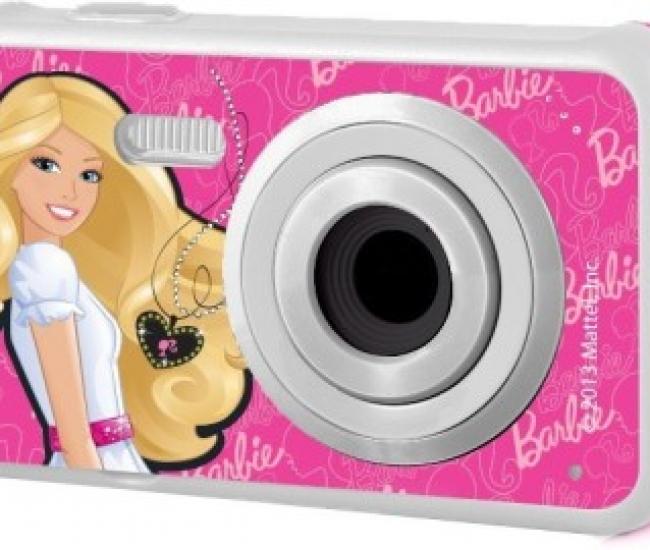 Barbie Digital ZVBR-6330 NA Point & Shoot Camera
