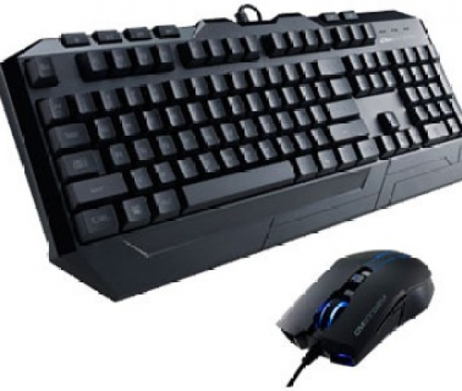 Cooler Master Devastator Gaming Gear Combo Wired USB Gaming Keyboard