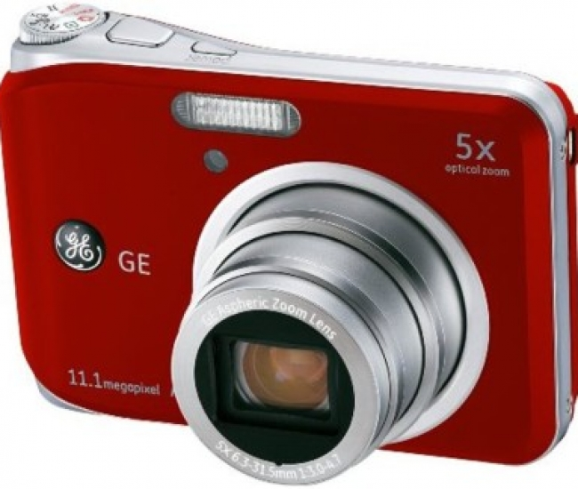 GE Digital A1150 6.3 - 31.5mm Point & Shoot Camera
