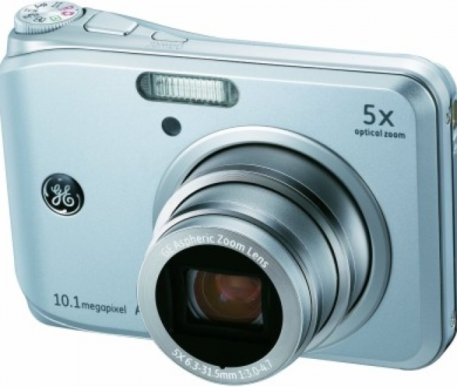 GE Powershot A1050 6.3-31.5mm Point & Shoot Camera