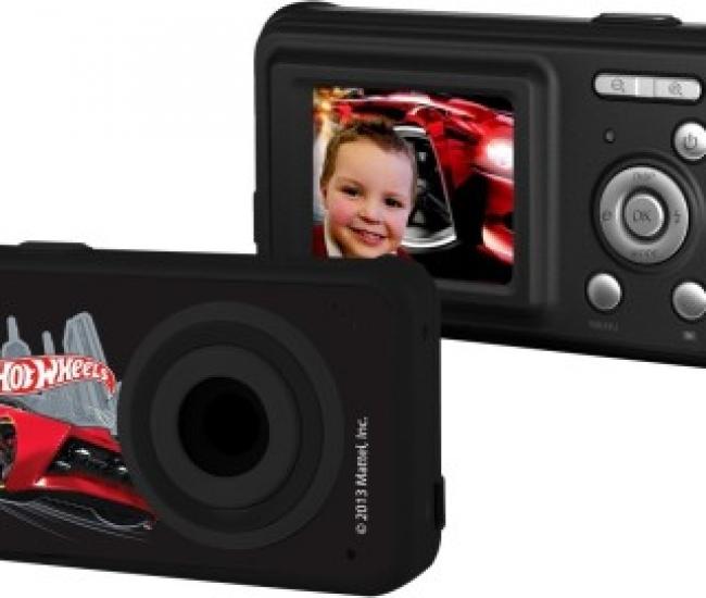 Hot Wheels Digital ZVHW-6330 NA Point & Shoot Camera