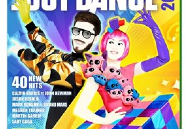 Ubisoft Just Dance 2016 For Xbox One