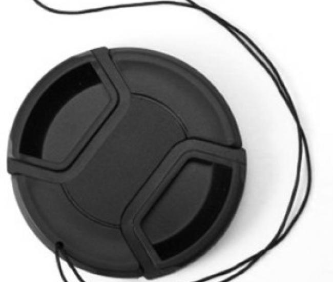 Omax 67 mm Center Pinch  Lens Cap
