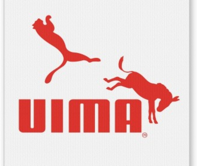 PosterGuy Uima Red Puma Parody House of Cards Inspired Mousepad