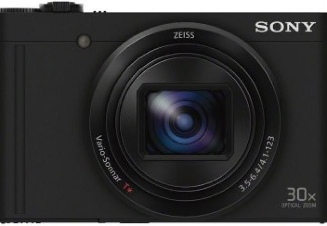 Sony Cyber-shot DSC-WX500/BCE32 Camera Point & Shoot Camera