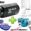Teledealz H.264 Brand HD Video Handy Camera HD 90 Body Camcorder Camera