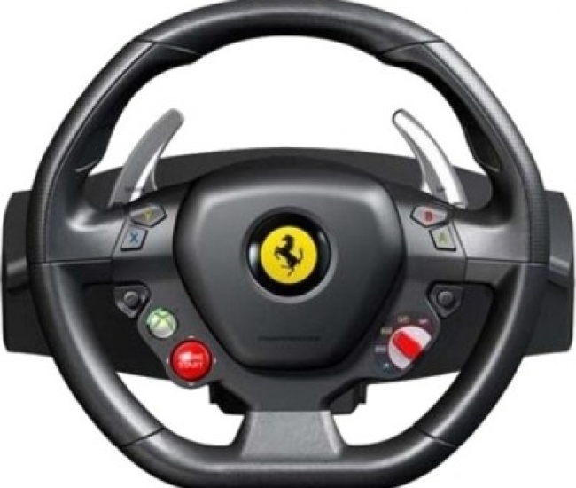 Thrustmaster Ferrari 458 Italia X-box Racing Wheel