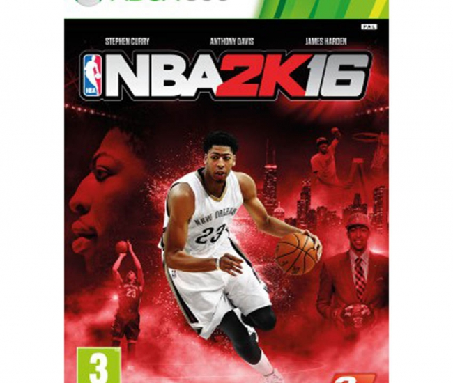 2k Sports Nba 2k16 Xbox For 360