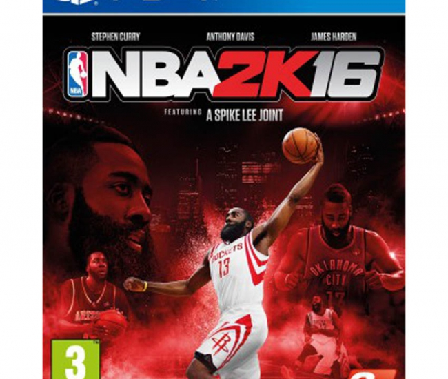 2k Sports Nba 2k16 For Ps4