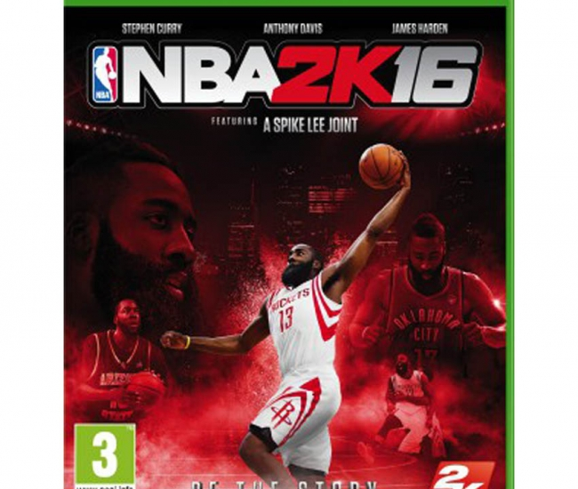 2k Sports Nba 2k16 For Xbox One