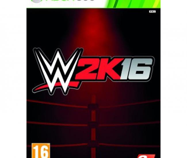 2k Sports Wwe 2k16 For Xbox360