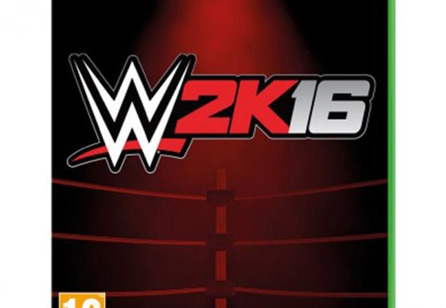 2k Sports Wwe 2k16 For Xbox One