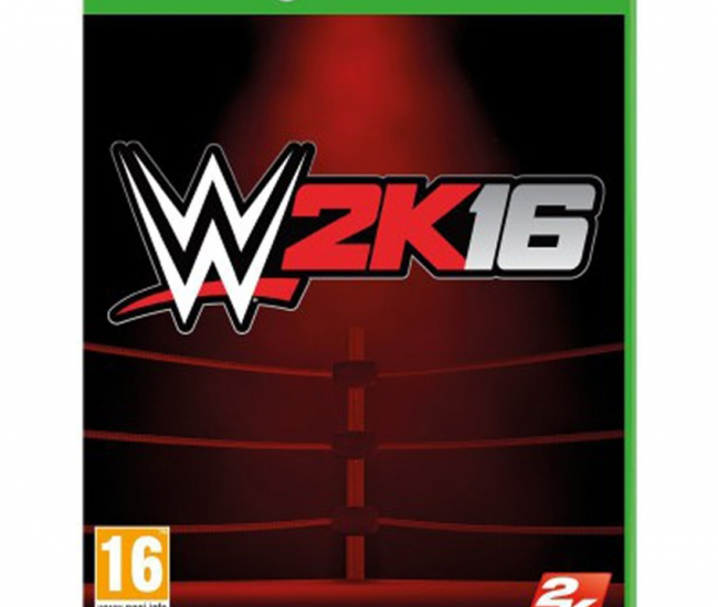 2k Sports Wwe 2k16 For Xbox One