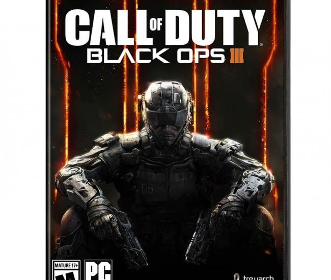 Activision Call Of Duty : Black Ops Iii For Pc