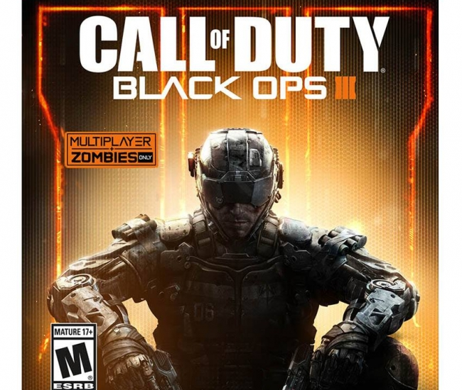 Activision Call Of Duty : Black Ops Iii For Playstation 3