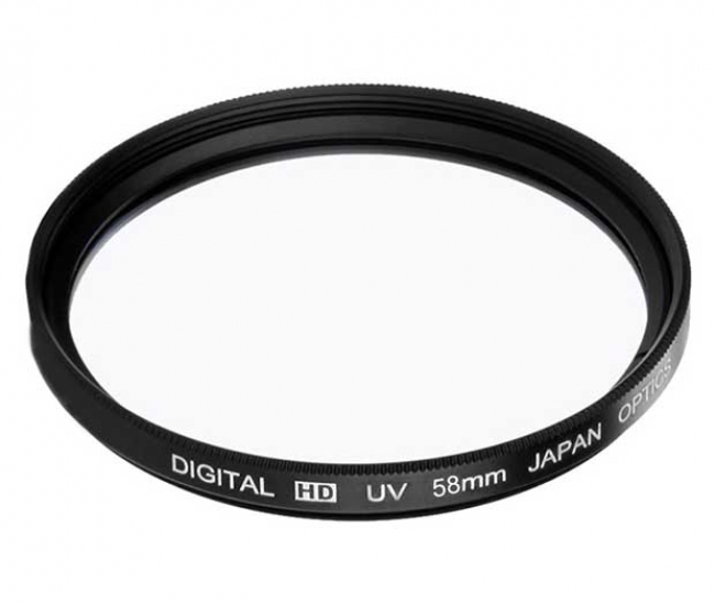Axcess 58mm Professional Uv Hd Lens Protector