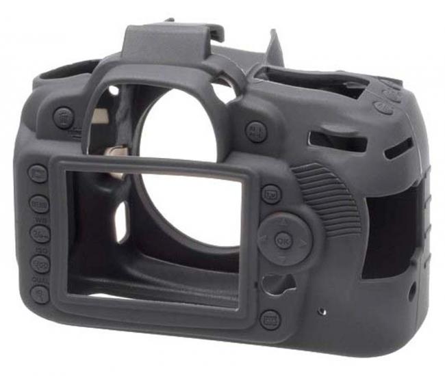 Axcess Silicon Case For Nikon D90 - Black