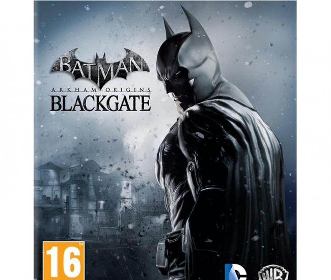 Batman: Arkham Origins Black Gate (ps Vita)