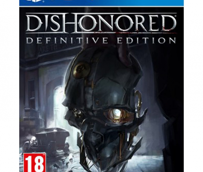 Bethesda Softworks Dishonored (definitive Edition) Ps4