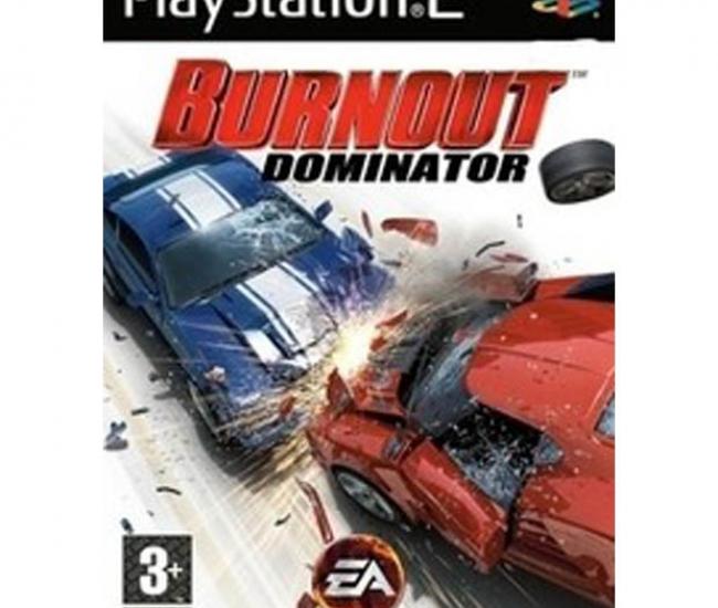 Burnout : Dominator PS2