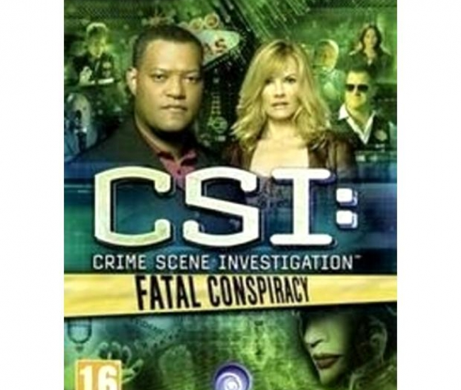 CSI : Fatal Conspiracy PC
