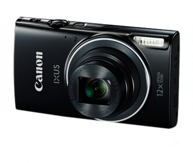 Canon Digital Ixus 275 20.2 Mp Digital Camera (black)