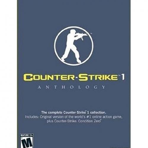 Counter Strike 1 : Anthology PC