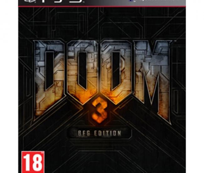 DOOM 3 (BFG Edition) PS3