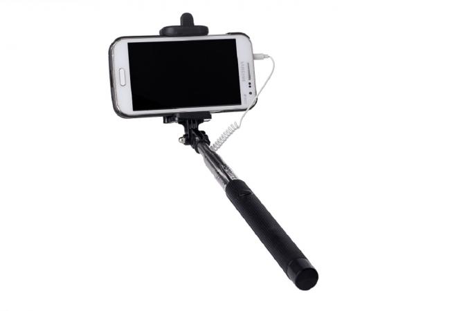 Smartmate Black Selfie Stick
