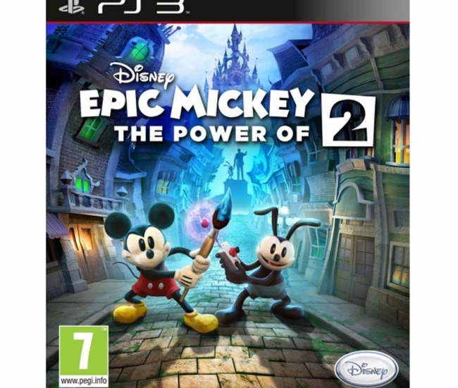 Disney Epic Mickey 2 (Move Compatible) PS3