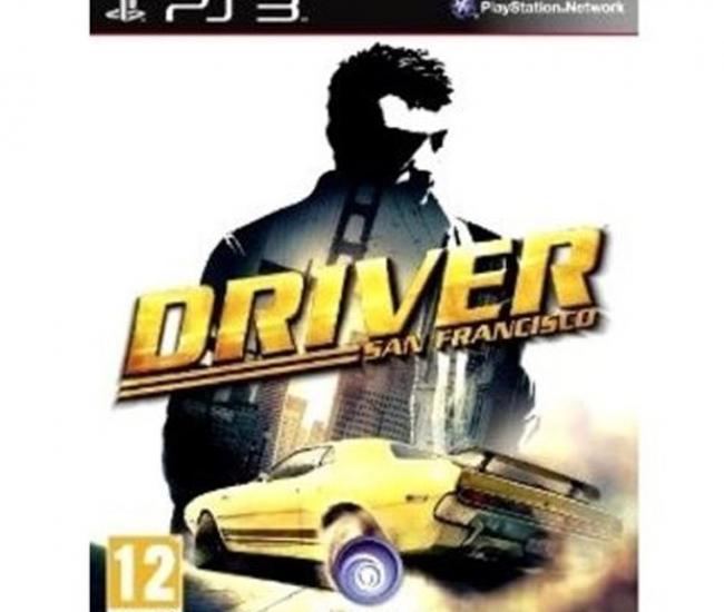 Driver - San Francisco PS3