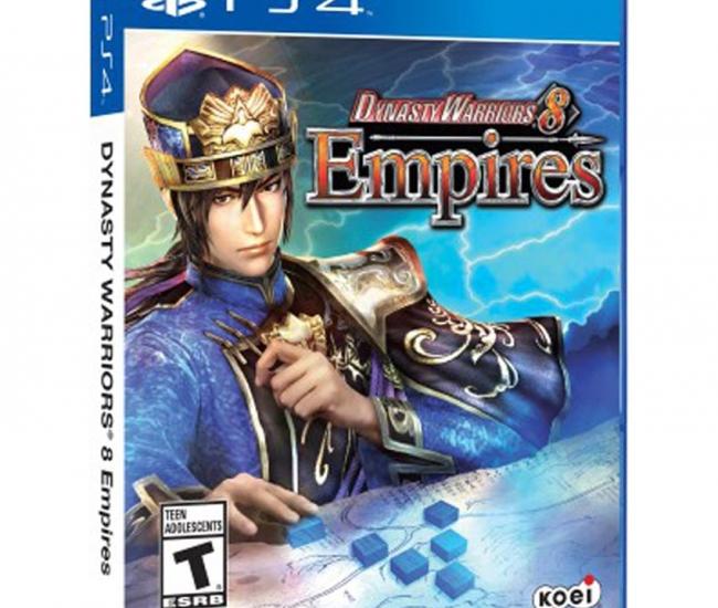 Dynast Warriors 8 Empires Ps4