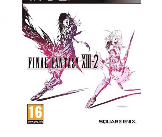 Final Fantasy XIII-2 PS3