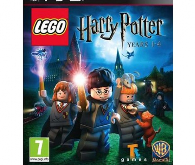 Lego Harry Potter (years 1-4) Ps3