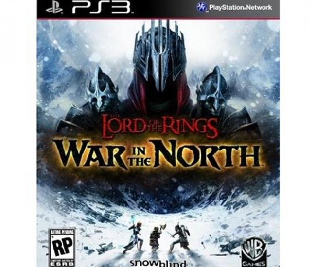 Lord of the Rings - War of the North PS3