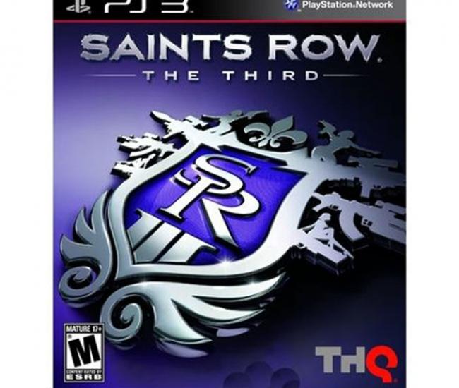 Saints Row - The Third PS3