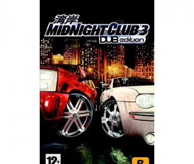 Midnight Club DVB Edition PSP