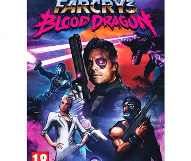 Far Cry 3 Blood Dragon PC
