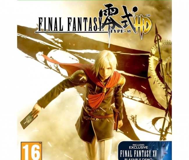 Final Fantasy Type - 0 Xbox One