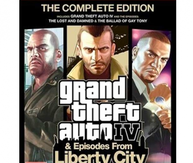 GTA IV & Episodes from Liberty City PC