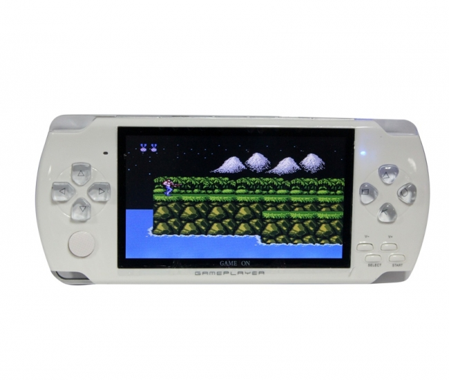 Game On Psp 32 Bit Gaming Console